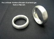 "Excalibur Series Cockring ""Donut"""