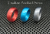 Excalibur Anodized Series Cockring Donut
