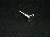 Iron Cross Penis Plug