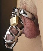 Chastity Cock Cage
