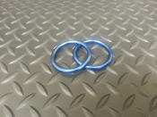 Anodized Aluminum Round Ring